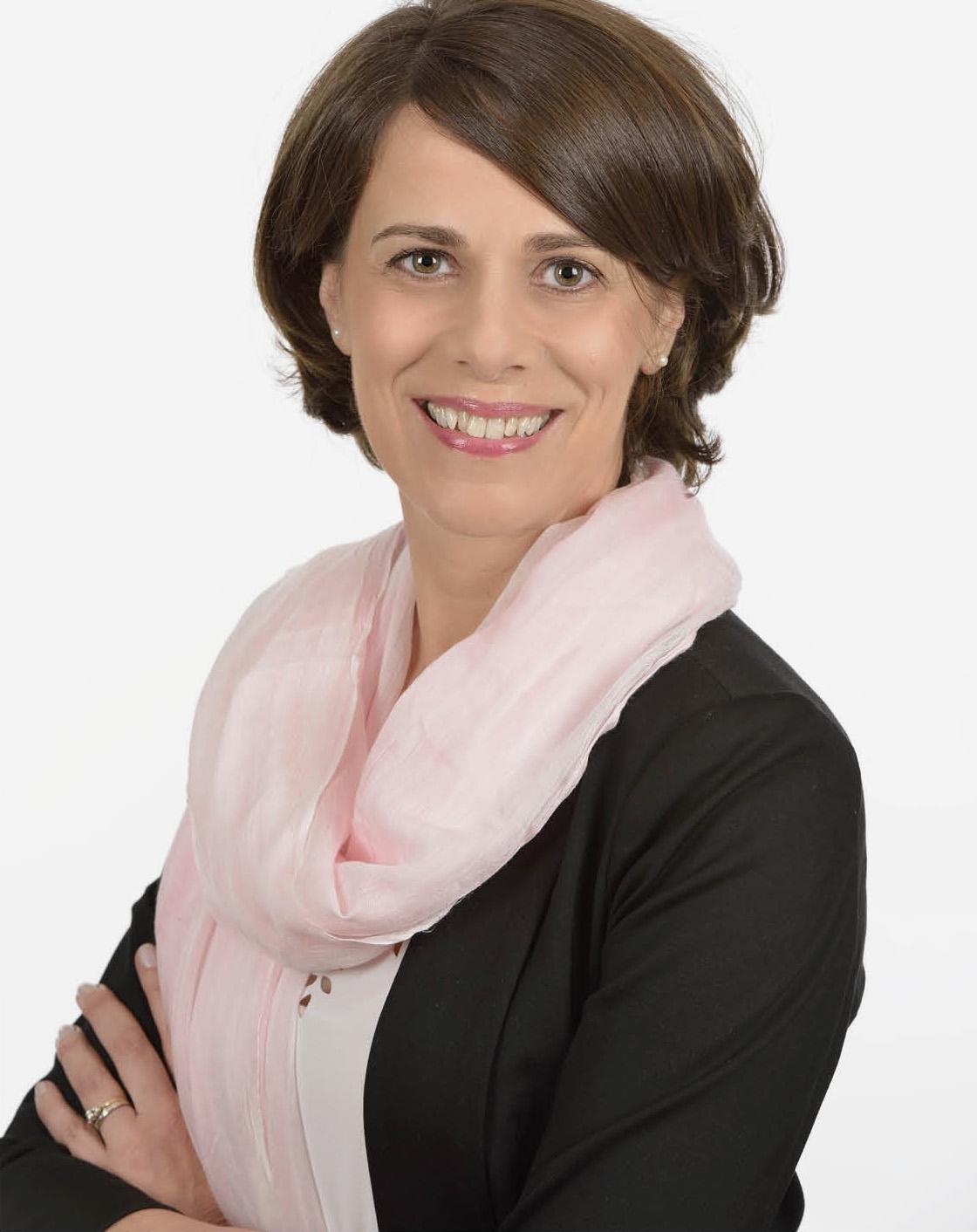 Optométriste propriétaire, Michèle Mercier
